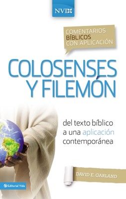 COMENTARIO COLOSENSES FILEMON NVI T/D (Tapa Dura)