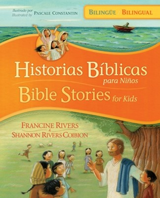 Historias Bíblicas para Niños / Bible Stories for Kids (Tapa Dura) [Libros]