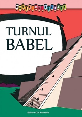 Turnul Babel - Carte de colorat (Rústica) [Libros]