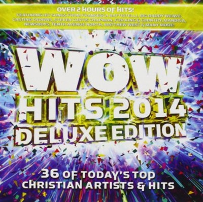 CD Wow Hits 2014 Deluxe Edition [CD]