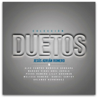 CD Duetos - Jesús Adrián Romero [CD]