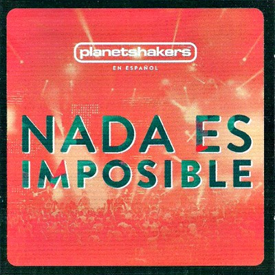 CD Nada es Imposible [CD]