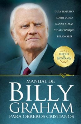 Manual De Billy Graham Para Obreros Cristianos (Rústica) [Libros]