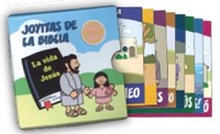 Joyitas de la Biblia - Pack 8 Libritos