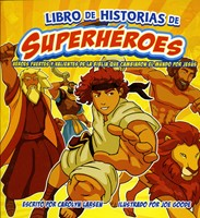 Libro de Histórias de Superhéroes