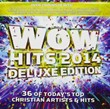 CD Wow Hits 2014 Deluxe Edition